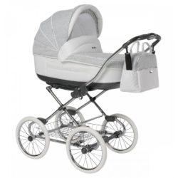 Детская коляска Roan Marita Prestige 2 в 1 (светло-серый)