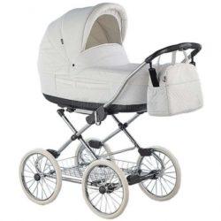 Детская коляска Roan Marita Prestige 2 в 1 (белый)