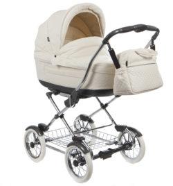 Детская коляска Roan Marita Prestige 2 в 1 (бежевый)