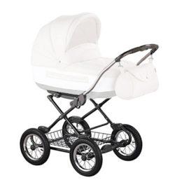 Детская коляска Roan Marita Prestige 2 в 1 (снежный)