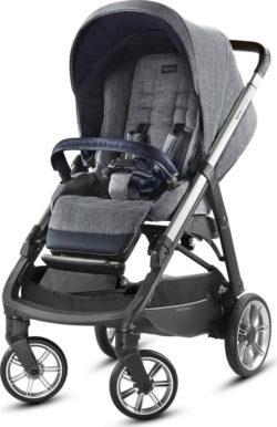 Детская прогулочная коляска Inglesina Aptica (темно-серый)
