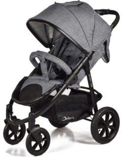 Детская коляска Jetem Orion (серый)