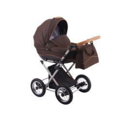 Детская коляска LONEX PARRILLA 3 В 1 (темно-коричневый)