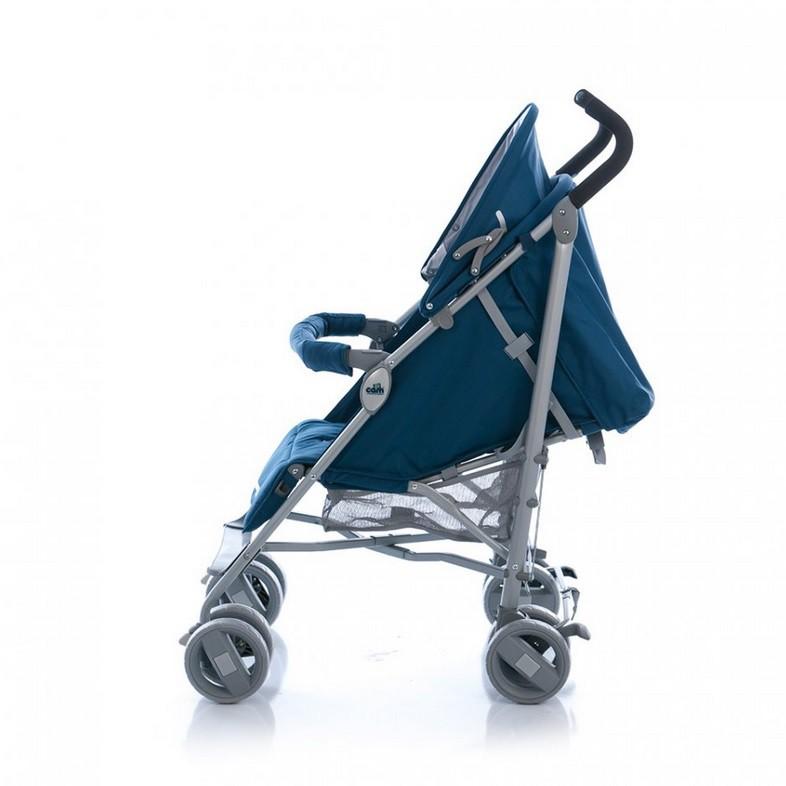Детская коляска Cam Flip трость (голубой)