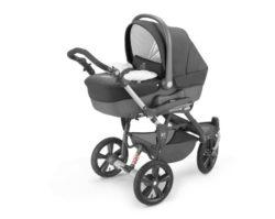 Детская коляска CAM Cortina X3 Evolution Special 3 в 1 (серый)