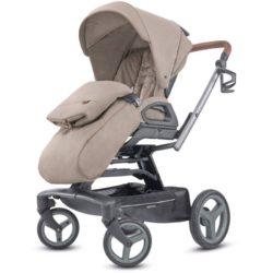 Детская коляска Inglesina QUAD (бежевый)