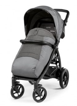 Детская коляска Peg-Perego Booklet 50S (Серый)