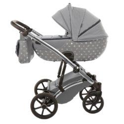 Коляска детская 3 в 1 TAKO LARET IMPERIAL (серый)