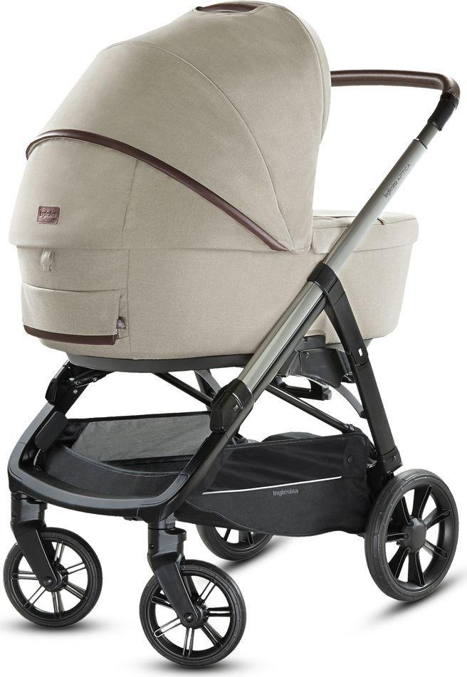 Детская коляска Inglesina Aptica System Quattro 4 в 1 (бежевый)