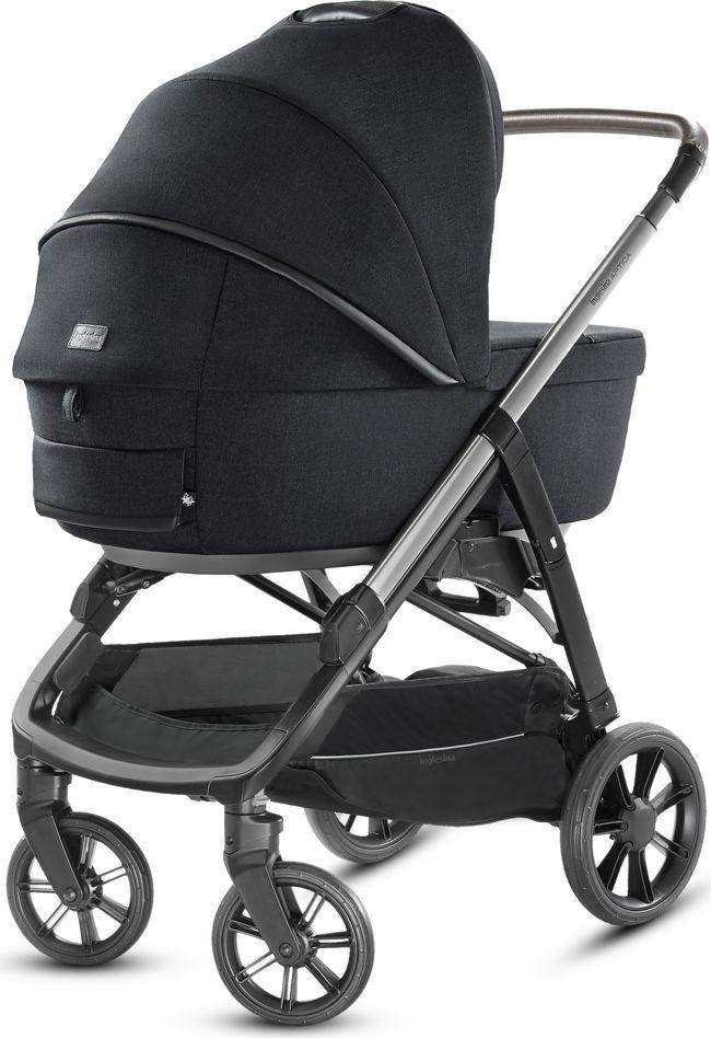 Детская коляска Inglesina Aptica System Quattro 4 в 1 (черный)