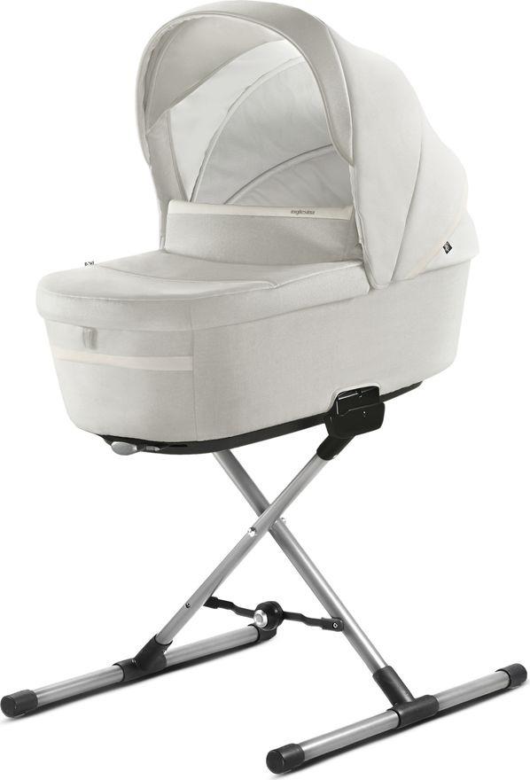 Детская коляска Inglesina Aptica System Quattro 4 в 1 (белый)