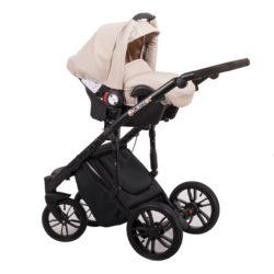 Детская коляска LONEX COMFORT PRESTIGE 3 В 1 (бежевый)