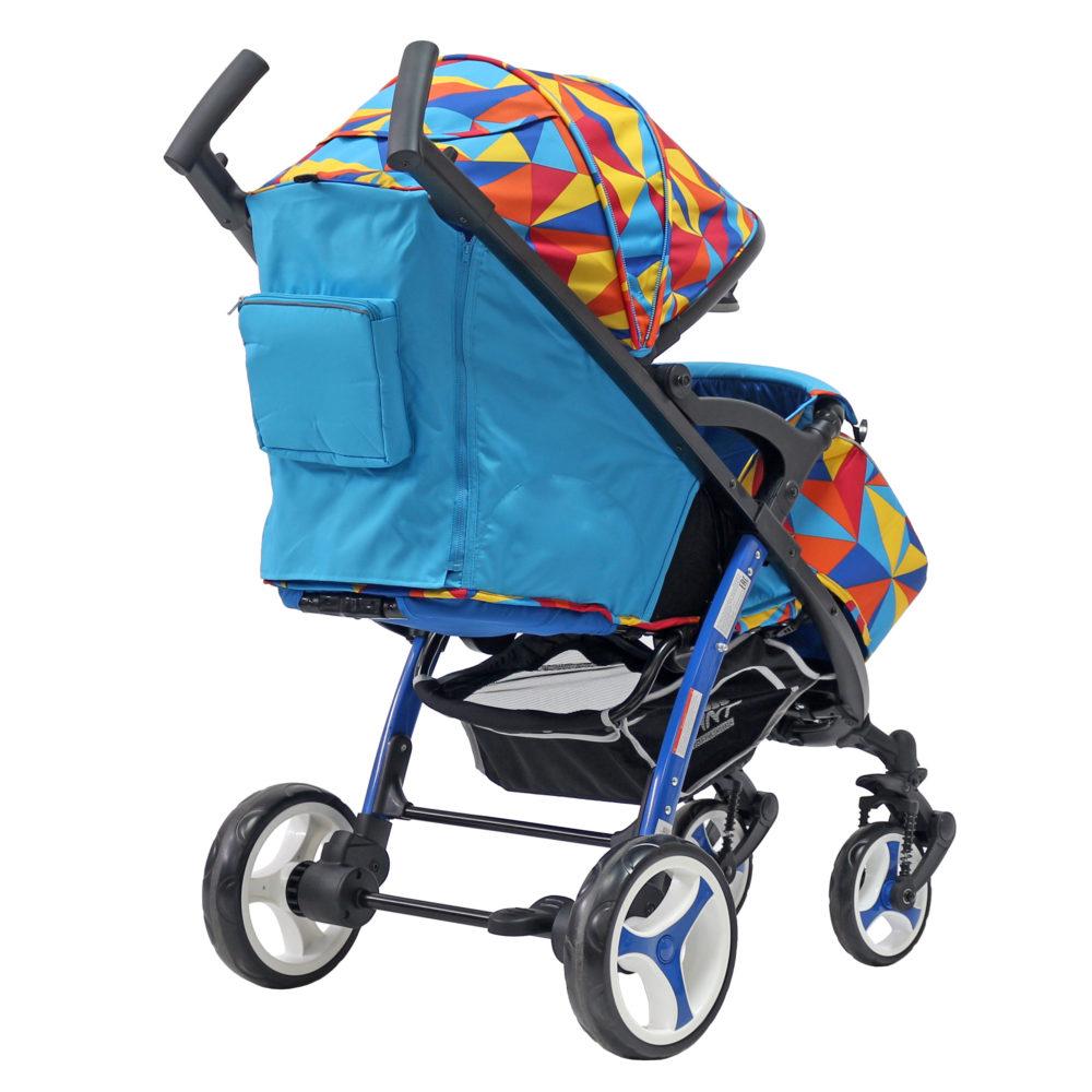 Детская коляска Rant Cosmic Alu (разноцветный)