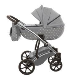 Коляска детская 2 в 1 TAKO LARET IMPERIAL (серый)
