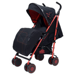 Детская коляска Rant Atlanta (черный)