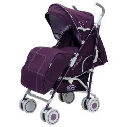 Детская коляска Rant Atlanta (фиолетовый)