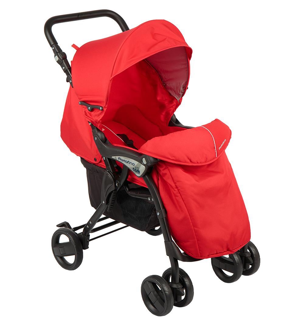 Детская коляска Cam Portofino (красный)
