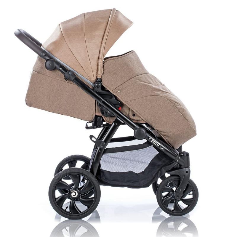 Детская коляска Tutis Aero 2 в 1 New 2019 №104 (Коричневый)