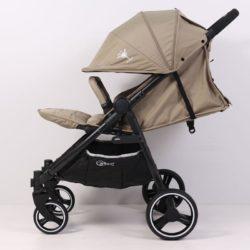 Прогулочная коляска для двойни Rant Biplane (бежевый)
