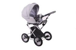 Детская коляска LONEX PARRILLA 2 В 1 (серый)