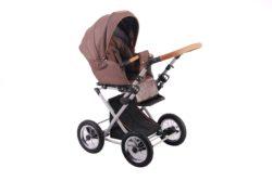 Детская коляска LONEX PARRILLA 2 В 1 (коричневый)