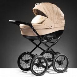 Детская коляска Esperanza Lotus Classic Eco 2 в 1 (кремовый)