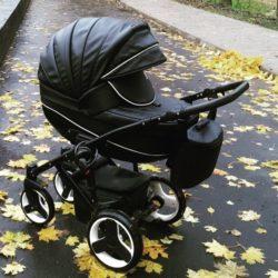 Детская коляска Esperanza Lotus Puento 3 в 1 (черный)