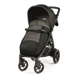 Детская коляска Peg-Perego Booklet 50S (Черный/серый)