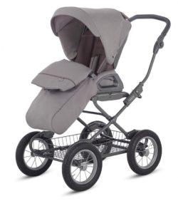 Детская коляска Inglesina SOFIA DUO 2 в 1 (серый)