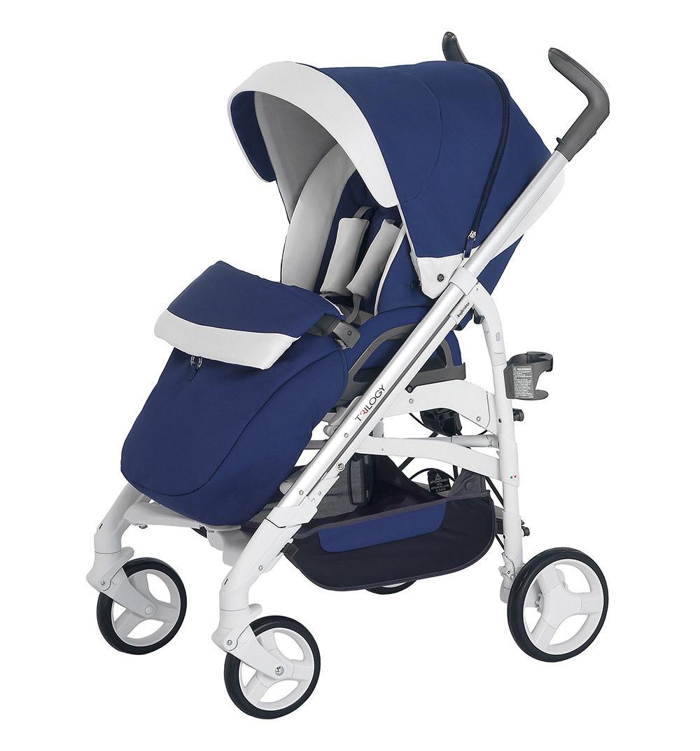Детская коляска Inglesina Trilogy (синий)