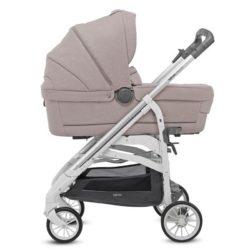Детская коляска Inglesina Trilogy System 3 в 1 (бежевый)