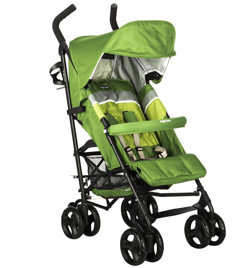 Детская коляска Inglesina Trip (зеленый)