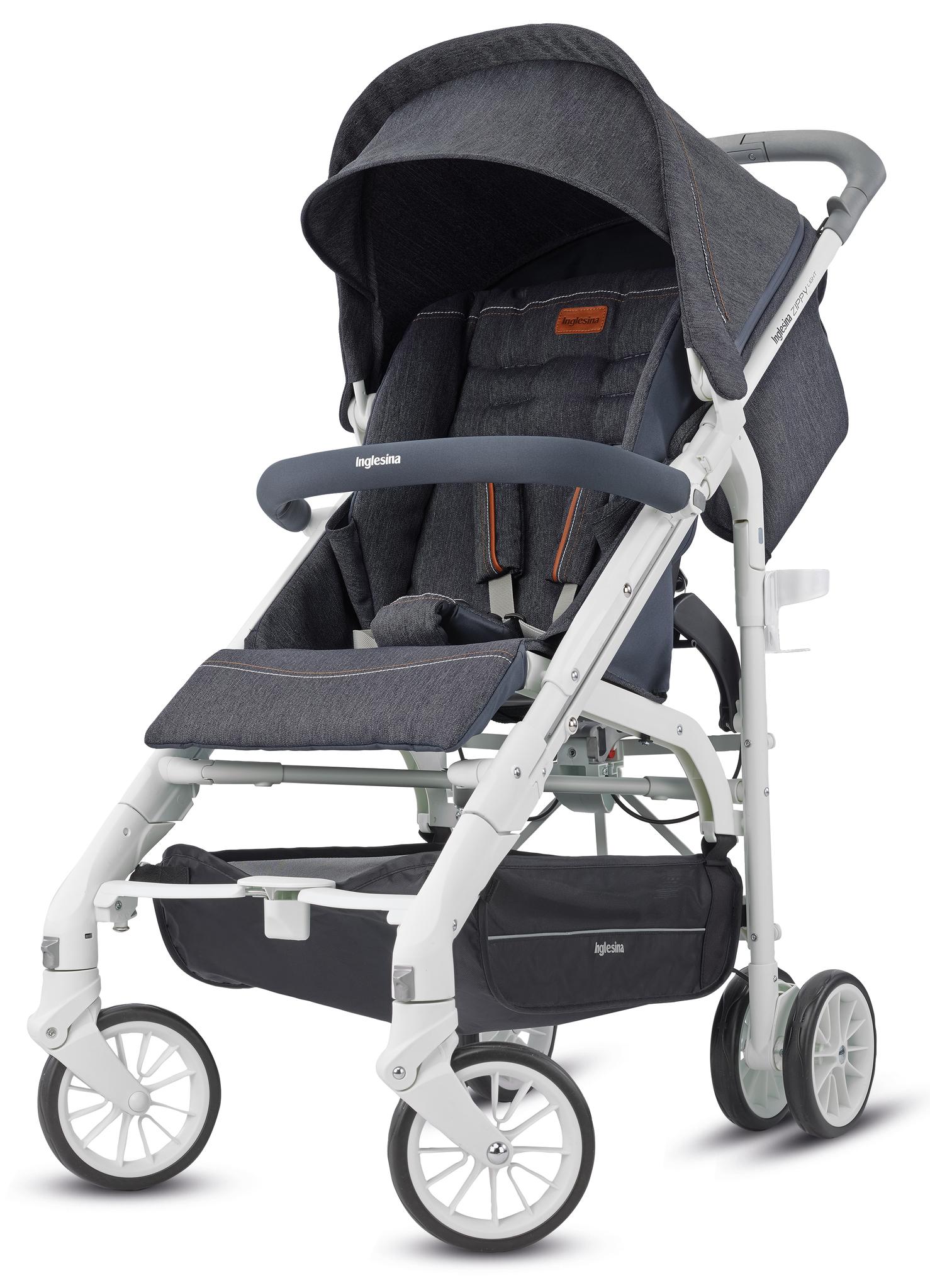 Детская коляска Inglesina Zippy Light (серый)