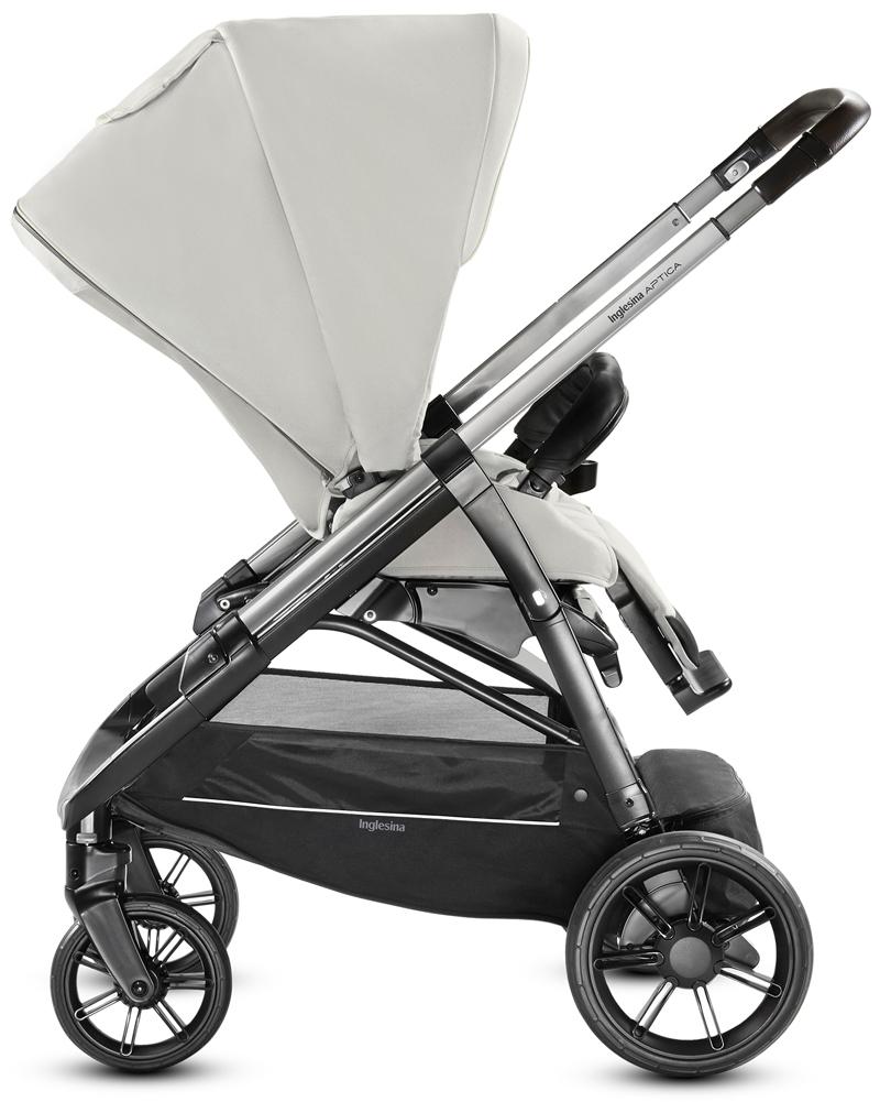 Детская прогулочная коляска Inglesina Aptica (светло-серый)