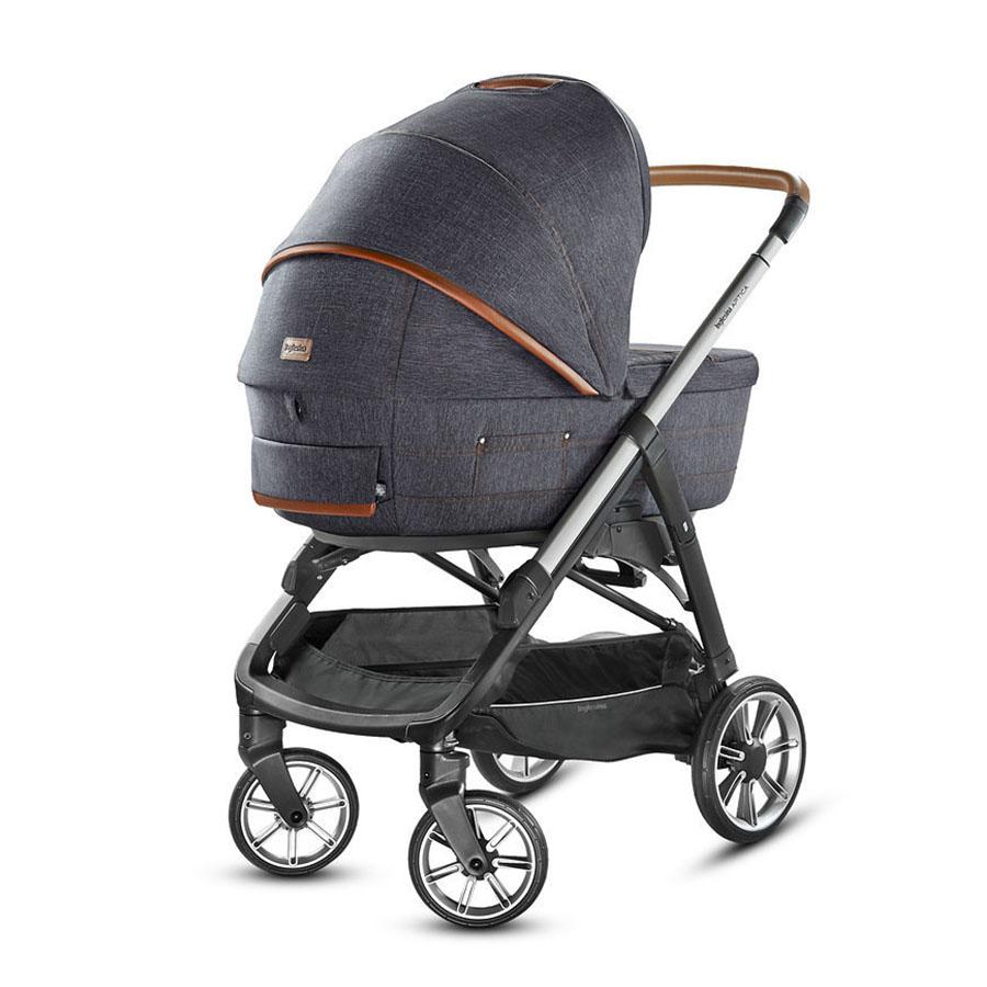 Детская коляска Inglesina Aptica 2 в 1 (темно-серый)
