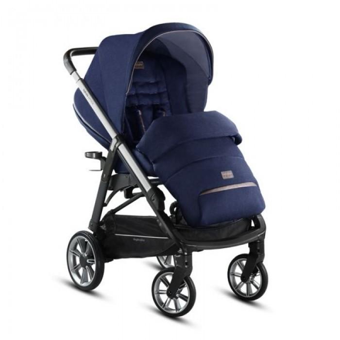 Детская прогулочная коляска Inglesina Aptica (темно-синий)