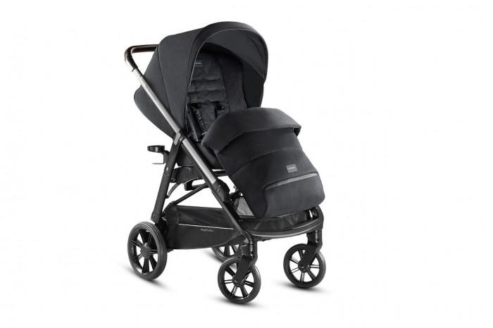 Детская прогулочная коляска Inglesina Aptica (черный)