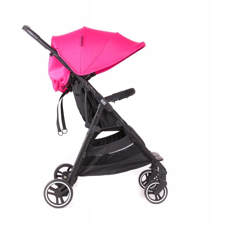 Детская коляска Baby Monsters Kuki (Розовый)