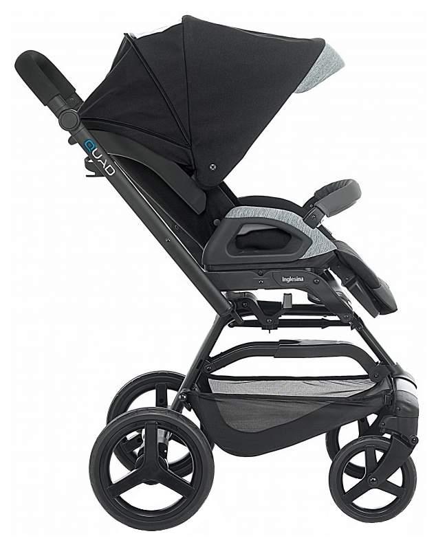 Детская коляска Inglesina QUAD (черный)