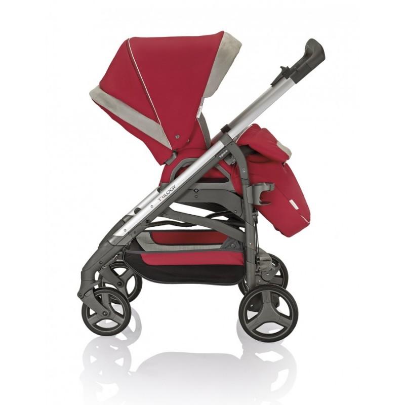 Детская коляска Inglesina Trilogy (красный)