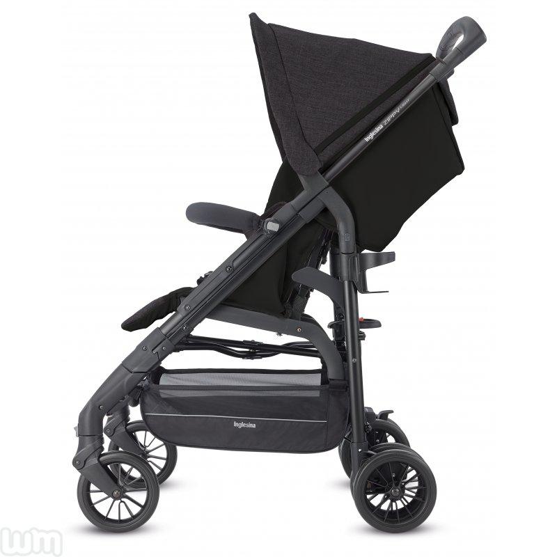 Детская коляска Inglesina Zippy Light (черный)
