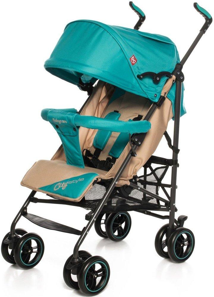 Коляска-трость Baby Care CityStyle (зеленый)