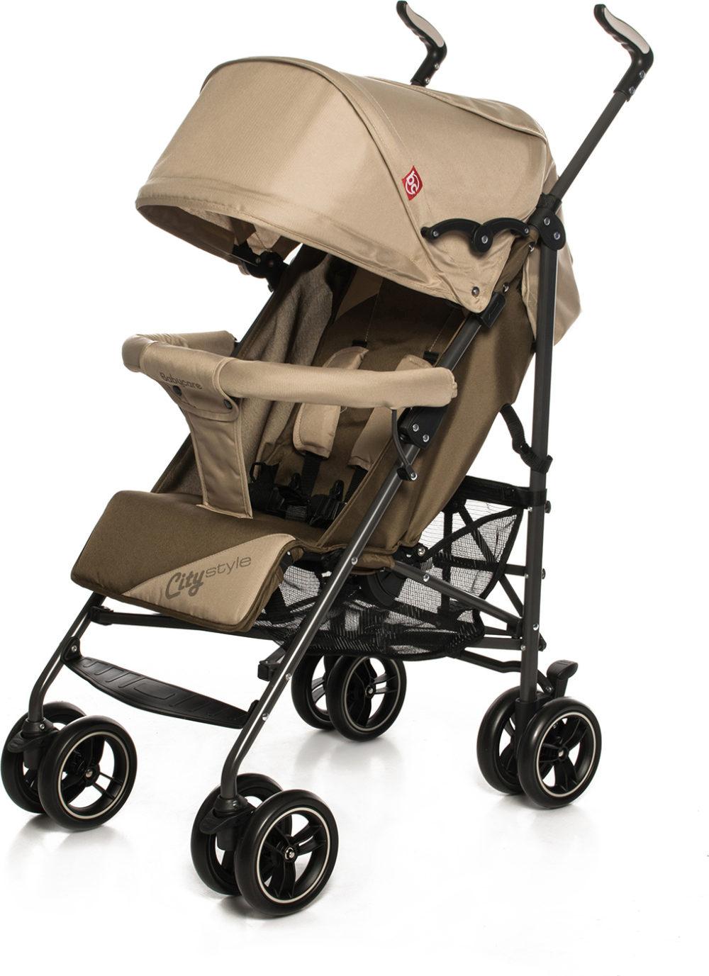 Коляска-трость Baby Care CityStyle (коричневый)