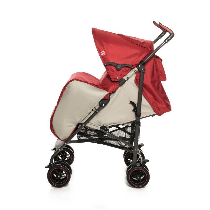Коляска-трость Baby Care CityStyle (красный)