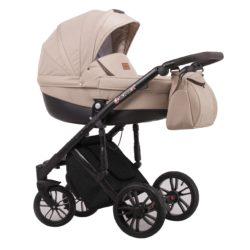 Детская коляска LONEX COMFORT PRESTIGE 2 В 1 (бежевый)
