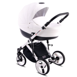 Детская коляска LONEX COMFORT SPECIAL 2 В 1 (белый)