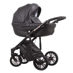 Детская коляска LONEX COMFORT SPECIAL 2 В 1 (черный)
