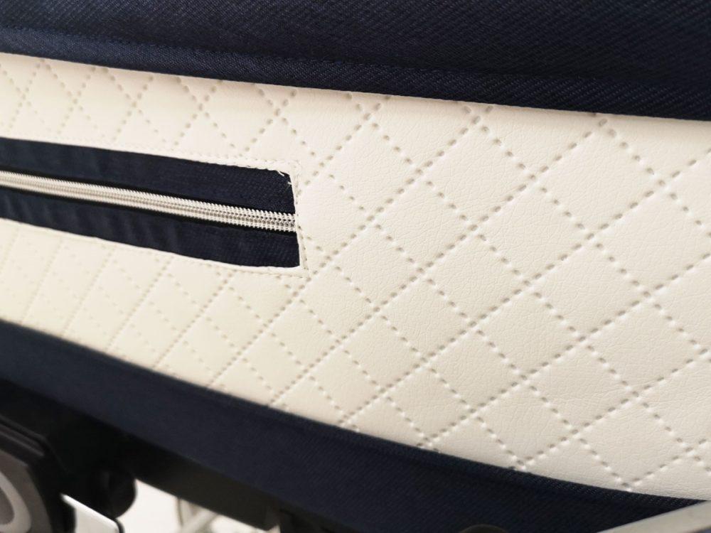 Детская коляска LONEX CLASSIC ELEGANTO LEN 3 В 1 (синий)