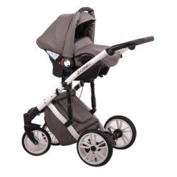Детская коляска LONEX COMFORT SPECIAL 3 В 1 (коричневый)