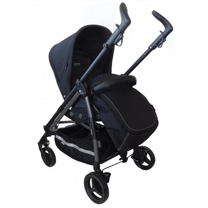 Детская коляска Peg-Perego Si Switch (Черный)